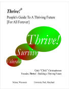 Thrive! - People's Guide Cover